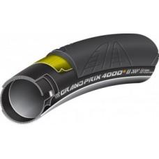 """Tubular Conti GP 4000 S II tub. - 28 """"x22mm (27x1"""") fekete / fekete Bőr"""
