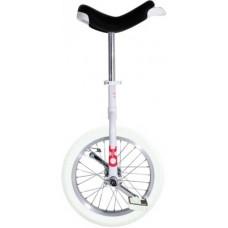 "Unicycle  OnlyOne 16"" white Indoor - Alurim, gumiabroncs fehér"