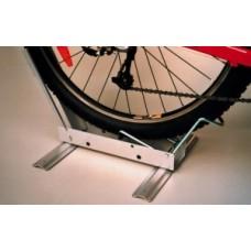 """Bike-Presenter for Wheels of  20-28"""" - Set Feet ca. 3,0 kg Mod. """"Tube"""""""
