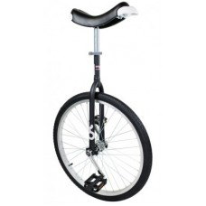 "UnicycleOnlyOne 24"" blk - Alu rim, gumik blk"