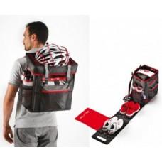 Bag Elite Tri Box - fekete / piros, a Triathlon / Duathlon esetében