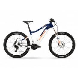 SDURO HardSeven 5.0 i500Wh 11 s. NX - 19 HB YCS white/blue/orange sz L