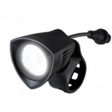 LED-helmet light Sigma Buster 2000 HL - fekete