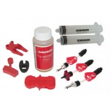 Disc brakes Bleed Kit A1 - 00.5318.016.000, fékfolyadékkal