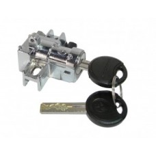 Trelock E-Bike closing cylinder,Gen2 - cylinder for frame battery short key