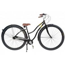 "Monster bike QU-AX 36"" black 7 speed - 36"" black Shimano Nexus"