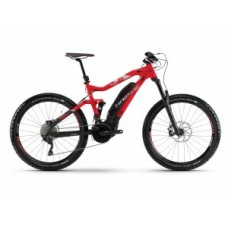 SDURO FullSeven LT 10.0 500Wh 20-Sp XT - 18 HB YXC piros / fekete / ezüst matt sz XL