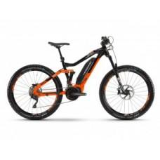 SDURO FullSeven LT 8.0 500Wh 20 s. XT - 19 HB YXS orange/black/silver sz XL