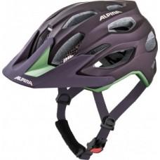 Helmet Alpina Carapax 2.0 - nightshade size 52-57cm