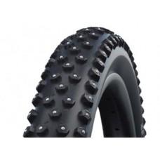 """Tyre Schwalbe Ice Spiker Pro HS379 fb. - 27.5x2.25"""" 57-584 blk-SSkin378Spikes WIC"""