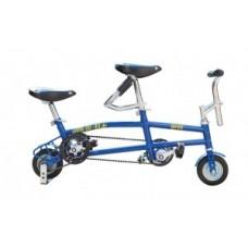 """Mini Tandem QU-AX 6"""" blue - 6 """"kék"""