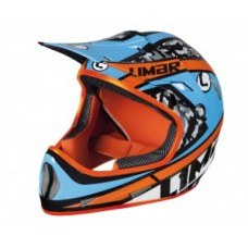 Bike helmet Limar DH5 Carbon Free Ride - méret XL (61-62cm) camo Race