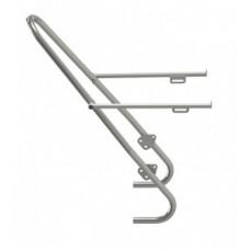 "Lowrider Tubus Tara - stainless steel 26-28"""