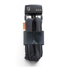 Folding lock Axa 1000 - Hossz: 105cm, vastag. 10 mm szürke