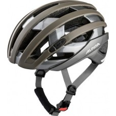 Helmet Alpina Campiglio - sepia/titanium size 57-61cm