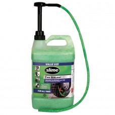 Defektgátló folyadék SLIME tubeless 3,8 l pumpás adagolóval - SDSB-1G/02