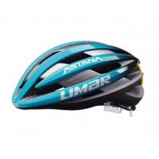Helmet Limar Air Pro - Astana Team Replica  size L (57-61)