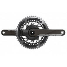 CS Sram Red AXS D1 Quarq DUB Powermeter - w/o DUB-bear. 175mm 46-33t.12 s.Yaw