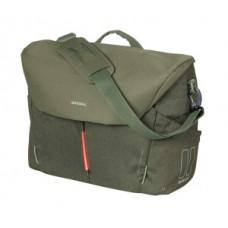 Office bag Basil B-Safe Nordlicht - olive 41x14x32cm