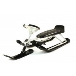 Snowracer STIGA King Size GT - fehér fekete