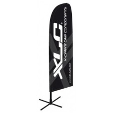 XLC Beachflag - Height 3.5 m