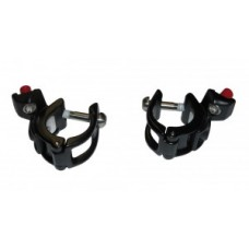 MatchMaker X Avid fastening clamp - fekete f. fék- és váltókar, páronként