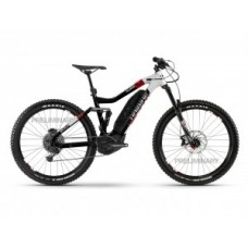 XDURO AllMtn 2.0 500Wh 12 s. NX Eagle - 20 HB YX2S black/silver/red size XL
