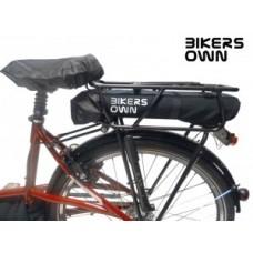 Battery guard f. Bosch Powerpack 300/400 - BikersOwn Case4rain ©