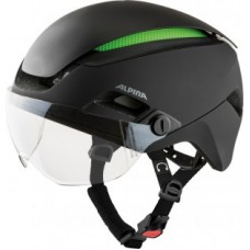 Helmet Alpina Altona M - black matt size 57-62cm