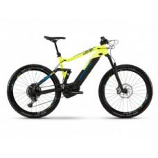 SDURO FullSeven LT 9.0 i500Wh 12 s. NX - 19 HB BCXP black/yellow/blue matt sz XL