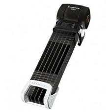 Folding lock Trelock with holder - FS 460 L / 100, fehér
