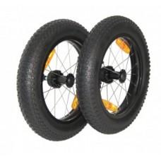 Wheel set 16+ Burley - 16x3 nyomógomb kerékkészlet