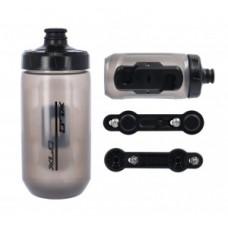 XLC Fidlock bottle WB-K06 - 450ml incl. Fidlock bike base adapter