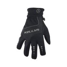 Téli kesztyű KELLYS Coldbreaker, black, XL
