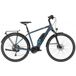 """KELLYS E-Carson 50 elektromos kerékpár   2020   28"""" - M (48 cm) - kék"""