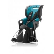 Kids seat Jockey³Comfort black - revers.cover turquoise/violet (PU1)