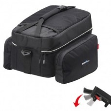 Carrier bag KLICKfix Rack.Touring - blk 31x35x28cm 20 ltrs.1000 g 0264UK