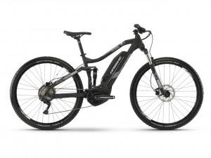 SDURO FullSeven 3.0 500Wh 10 s. Deore - 19 HB YCS black/grey/white matt sz XL
