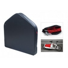 Loading space bag Fahrer Hood - for Bullitt Cargo bikes red