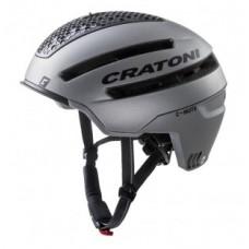 Helmet Cratoni C-Mute (Pedelec) - size S/M (54-58cm) anthracite matt