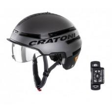 Helmet Cratoni Smartride (Pedelec) - s. S / M (54-58 cm) antracit matt