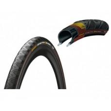 "Tyre Conti Grand Prix 4-Season folda. - 28 ""700x25C, 25-622 fekete Dura Skin"