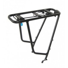 """Carrier eBike Standwell 27.5"""" - black for Yamaha PW-X"""