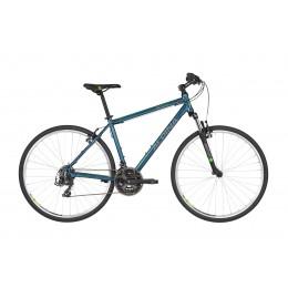 "ALPINA Eco C20 férfi cross trekking kerékpár | 2020 | 28"" - M (48 cm) - kék"