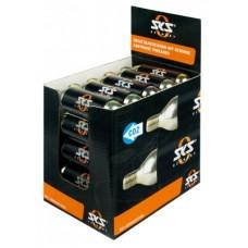CO2-cartridge display SKS - 25 patron laza, 16 g, w. menetek