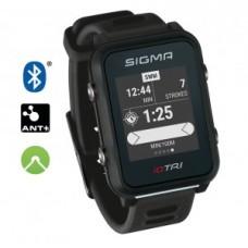Sport watch Sigma ID Tri Basic - black