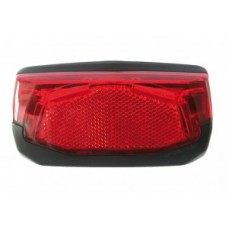 Yamaha rear light Spanninga - For back carrier light battery