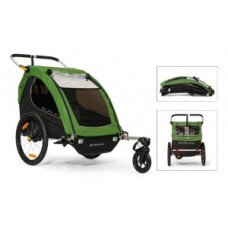 Kids trailer Burley Encore - Treetop Green