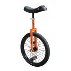 """Unicycle QU-AX Luxus 20"""" orange - Alu rim, gumik blk"""