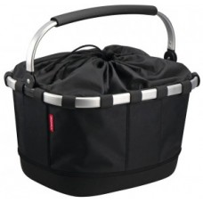 City bag KLICKfix Carrybag GT - black 42x33x28cm w. UniKlip